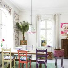 Фото из портфолио  Укрась свой дом во все оттенки радуги : от неонового розового до цвета нежной мяты  – фотографии дизайна интерьеров на InMyRoom.ru