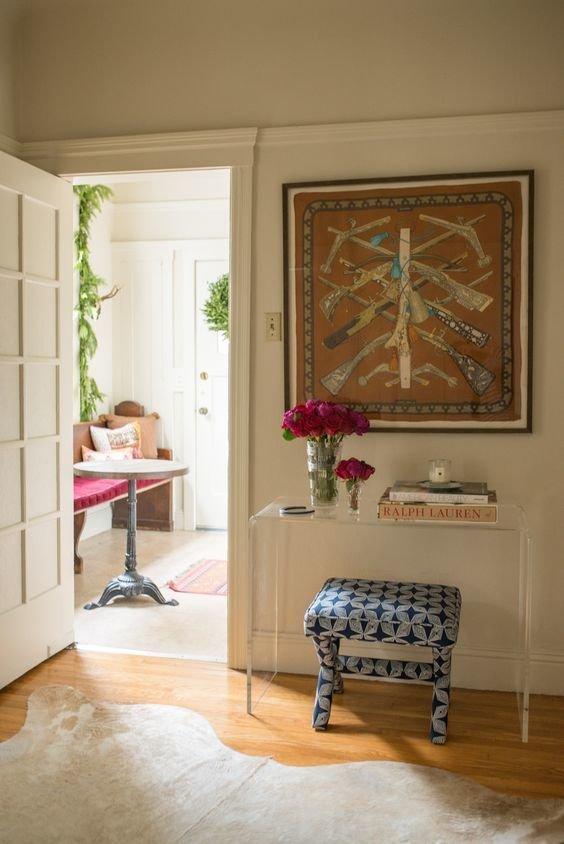 Фотография: Прихожая в стиле Эклектика, Декор интерьера, Вера Савельева – фото на INMYROOM