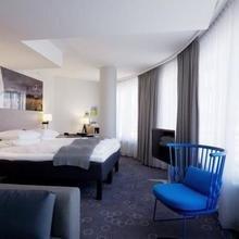 Фотография: Спальня в стиле Современный, Дома и квартиры, Городские места, Отель, Норвегия – фото на InMyRoom.ru