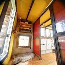 Фотография:  в стиле Современный, Дом, Дома и квартиры, Дача, Дом на колесах – фото на InMyRoom.ru