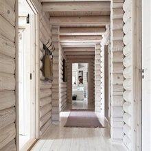 Фото из портфолио Бревенчатый дом – фотографии дизайна интерьеров на INMYROOM