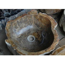 Раковина Fossil Stone
