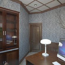 Фото из портфолио Дом с элементами классики – фотографии дизайна интерьеров на InMyRoom.ru