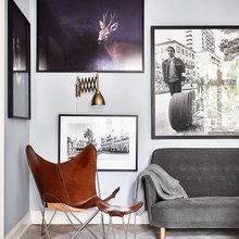Фото из портфолио Прыжок в неизвестность -эксперименты в интерьере – фотографии дизайна интерьеров на InMyRoom.ru