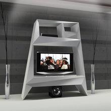 Фото из портфолио Кинотеатр-трансформер для частного лица – фотографии дизайна интерьеров на INMYROOM