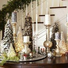 Фото из портфолио Новогодние идеи декора для дома  – фотографии дизайна интерьеров на INMYROOM