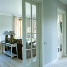 Фото из портфолио Квартира в европейском стиле – фотографии дизайна интерьеров на INMYROOM