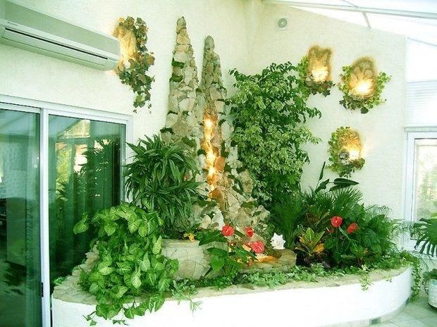 Фотография: Флористика в стиле , Балкон, Дом, Дома и квартиры – фото на InMyRoom.ru