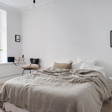 Фото из портфолио Элегантность в простоте: недорогой и стильный интерьер – фотографии дизайна интерьеров на InMyRoom.ru