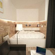 Фото из портфолио Малогабаритная квартира – фотографии дизайна интерьеров на INMYROOM