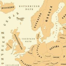 Карта 1&2 team «галопом по европам»