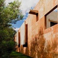 Фотография: Архитектура в стиле , Дом, Терраса, Дома и квартиры, Бассейн – фото на InMyRoom.ru