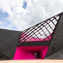 Фотография: Архитектура в стиле Современный, Эклектика, Дома и квартиры, Городские места – фото на InMyRoom.ru