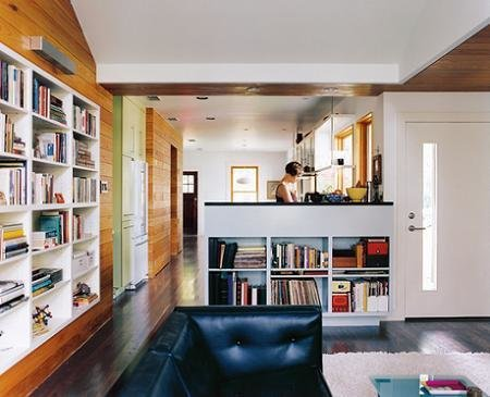 Фотография:  в стиле , Кухня и столовая, Малогабаритная квартира, Квартира, Дома и квартиры – фото на InMyRoom.ru
