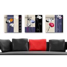 Декоративная картина: Композиция с цветами