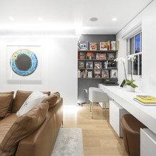 Фото из портфолио Трёхэтажный пентхаус в Лондоне – фотографии дизайна интерьеров на InMyRoom.ru