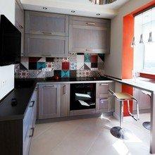 Фото из портфолио маленькая кухня – фотографии дизайна интерьеров на InMyRoom.ru