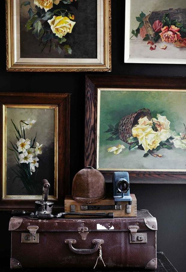 Фотография: Декор в стиле Прованс и Кантри, Эклектика, Декор интерьера, Дом, Черный – фото на INMYROOM