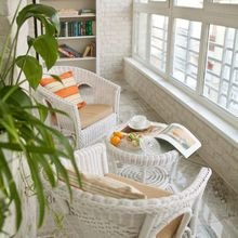 Фото из портфолио Балконы – фотографии дизайна интерьеров на INMYROOM