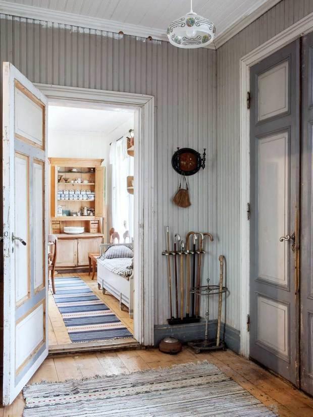 Фотография: Прихожая в стиле Прованс и Кантри, Дом, Дача, Дом и дача – фото на INMYROOM