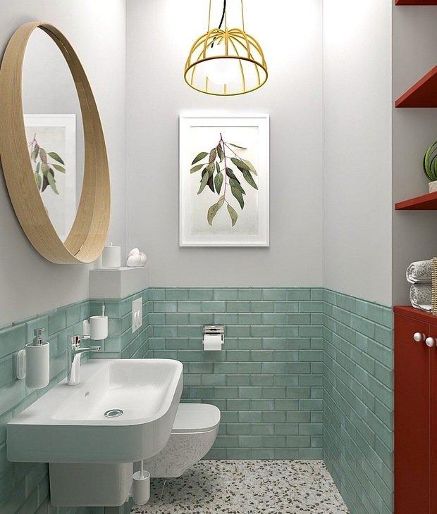Фотография: Ванная в стиле Современный, Декор интерьера, Советы, Виктория Золина, Zi-Design Interiors, #каксэкономить – фото на InMyRoom.ru