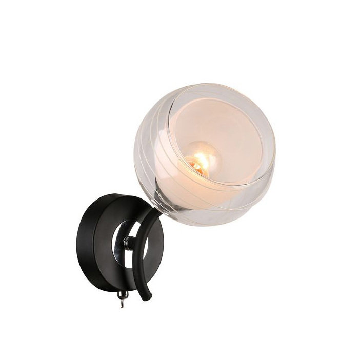 БРА IDLAMP NERINA BLACK CHROME