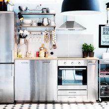 Фотография: Кухня и столовая в стиле Современный, Карта покупок, ИКЕА, ИКЕА, МЕТОД, METOD, IKEA, кухни МЕТОД, кухни METOD – фото на InMyRoom.ru