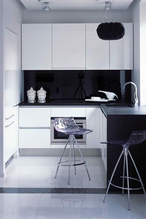 Фотография: Кухня и столовая в стиле Современный, Восточный, Интерьер комнат, Бытовая техника – фото на InMyRoom.ru