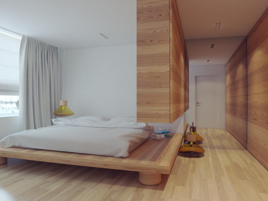Фотография: Спальня в стиле Восточный, Квартира, Дома и квартиры – фото на InMyRoom.ru