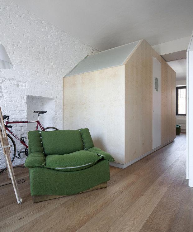 Фото из портфолио Светлые апартаменты в Италии – фотографии дизайна интерьеров на INMYROOM