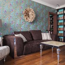 Фото из портфолио Квартира в Москве 106 кв. м. – фотографии дизайна интерьеров на INMYROOM