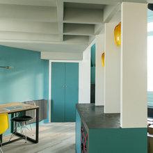 Фото из портфолио  Перестройка дуплекса в Париже – фотографии дизайна интерьеров на INMYROOM