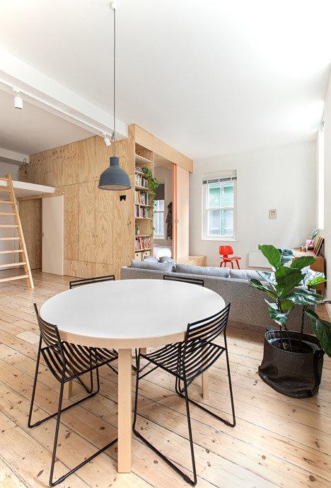 Фотография: Кухня и столовая в стиле Лофт, Эко, Советы, квартира в Мельбурне – фото на InMyRoom.ru