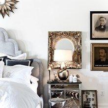 Фотография: Спальня в стиле Эклектика, Декор интерьера, Декор дома, Зеркала – фото на InMyRoom.ru