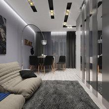 Фото из портфолио Квартира в Химках для молодой семьи – фотографии дизайна интерьеров на InMyRoom.ru