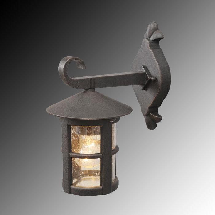 Уличный настенный светильник MW-Light Телаур