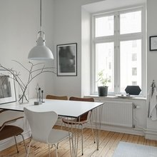 Фото из портфолио  Kastellgatan 17 A, Linnéstaden – фотографии дизайна интерьеров на InMyRoom.ru