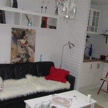 Фотография: Гостиная в стиле Скандинавский, Мебель и свет, IKEA, Интервью, ИКЕА – фото на InMyRoom.ru