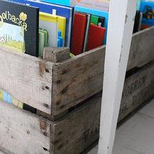Фотография:  в стиле Кантри, Современный, Детская, Интерьер комнат, Системы хранения – фото на InMyRoom.ru