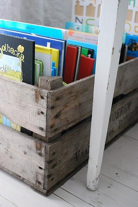 Фотография:  в стиле Прованс и Кантри, Современный, Детская, Интерьер комнат, Системы хранения – фото на InMyRoom.ru