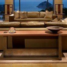 Фото из портфолио Современная вилла с традиционными элементами в Гонконге – фотографии дизайна интерьеров на INMYROOM