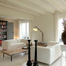 Фотография: Гостиная в стиле Скандинавский, Декор интерьера, Мебель и свет – фото на InMyRoom.ru