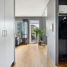 Фото из портфолио Квартира-Студия в скандинавском стиле – фотографии дизайна интерьеров на INMYROOM