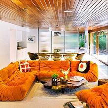 Фотография: Гостиная в стиле Современный, Индустрия, Новости, Мягкая мебель, Диван, Ligne Roset – фото на InMyRoom.ru
