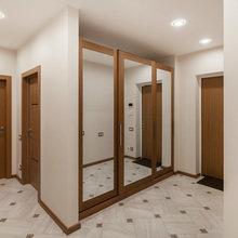 Фотография: Прихожая в стиле Современный, Квартира, Проект недели, новостройка – фото на InMyRoom.ru