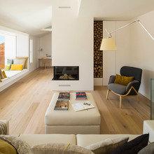 Фото из портфолио Дуплекс в Барселоне – фотографии дизайна интерьеров на InMyRoom.ru