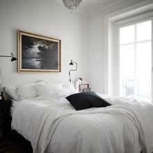 Фото из портфолио Белые стены – лучший друг тех, кто любит периодически менять интерьер! – фотографии дизайна интерьеров на InMyRoom.ru
