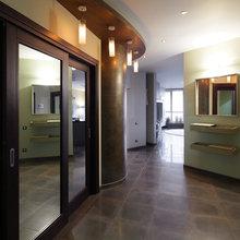 Фото из портфолио Квартира на Тихвинской – фотографии дизайна интерьеров на INMYROOM
