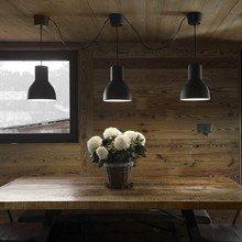 Фото из портфолио Реконструкция старого амбара в Швейцарии – фотографии дизайна интерьеров на InMyRoom.ru