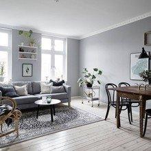 Фото из портфолио  Мягкие оттенки в интерьере – фотографии дизайна интерьеров на InMyRoom.ru
